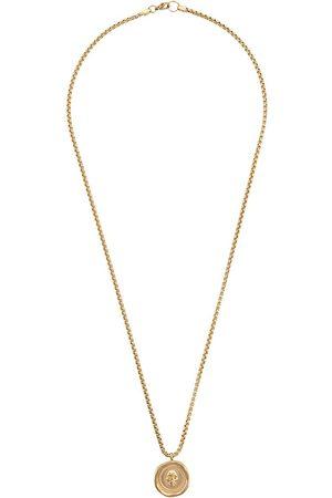 NORTHSKULL Men Necklaces - Atticus skull seal pendant