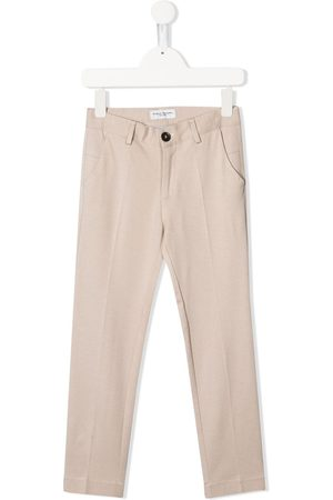 Paolo Pecora Straight leg trousers - NEUTRALS
