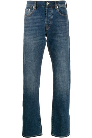 PS Paul Smith Men Straight - Regular fit stonewashed jeans