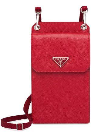 Prada Neck strap cellphone case