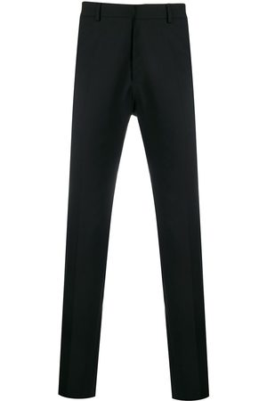 AMI Paris Men Formal Pants - Cigarette leg trousers