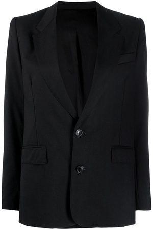 AMI Paris Single-breasted blazer