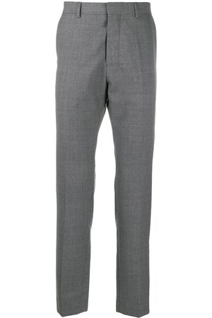 Ami Cigarette tapered trousers - Grey