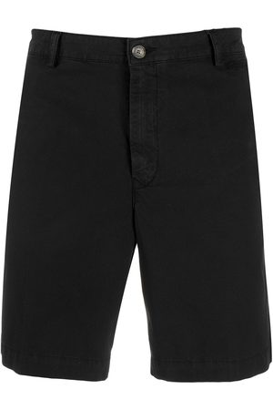 Kenzo Men Shorts - Mid-rise chino shorts