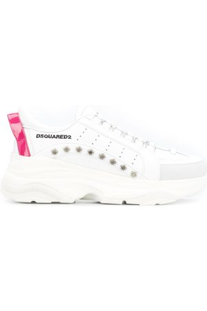 Dsquared2 Bumpy 551 low-top sneakers