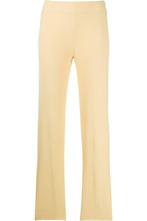 ROMEO GIGLI 1990s mid-rise straight trousers