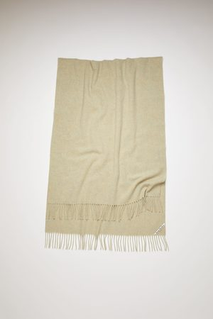 Acne Studios Canada New Oversized wool scarf