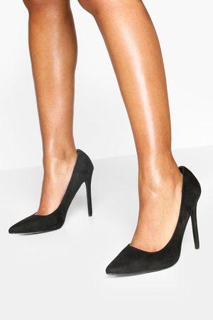 Boohoo Womens High Heel Pointed Pumps - - 5