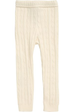 Hatley Infant Girl's Cable Knit Footless Tights