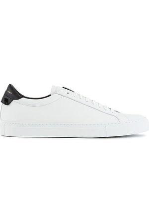 Givenchy Men Sneakers - Urban Street low-top leather trainers
