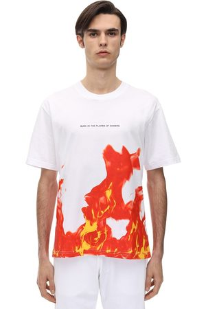 IHS Printed Cotton T-shirt