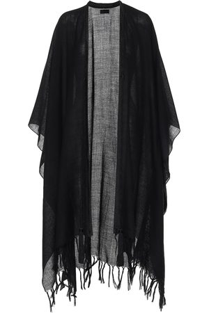 Saint Laurent Wool poncho