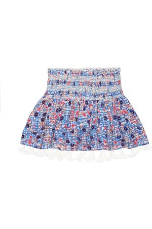 POUPETTE ST BARTH Mara smocked skirt