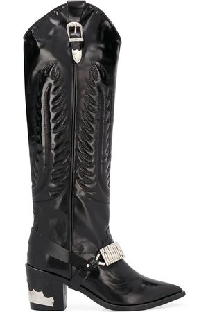 TOGA PULLA Knee length cowboy boots
