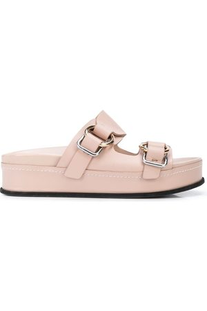 3.1 Phillip Lim Freida platform sandals - Blush