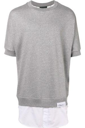 adidas Shirttail Sweatshirt - Grey