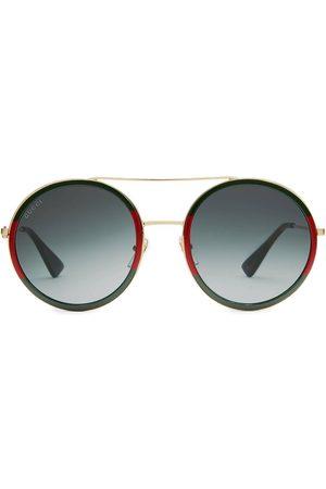 Gucci Eyewear Round-frame sunglasses
