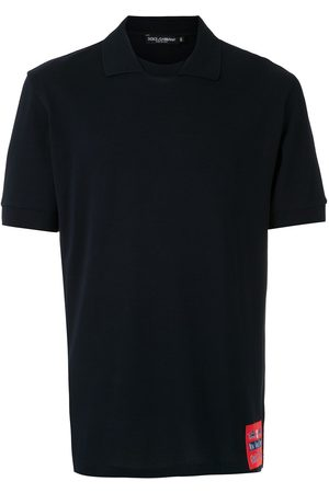 Dolce & Gabbana Collared slim-fit T-shirt
