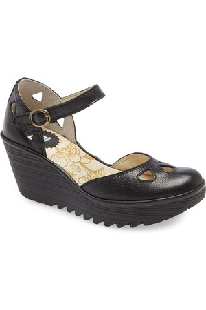 Fly London Women's Yuna Wedge Pump