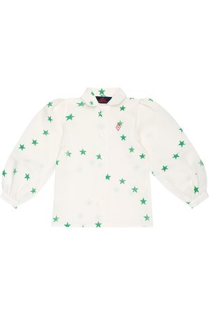 The Animals Observatory Gadfly star-print top