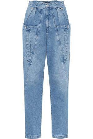 Isabel Marant Kerris high-rise jeans
