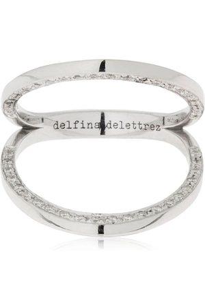 DELFINA DELETTREZ In Between Knuckle Ring
