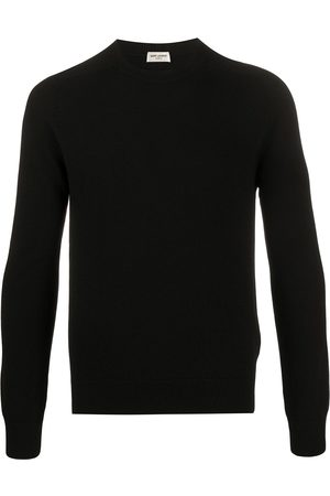 Saint Laurent Cashmere crew neck jumper