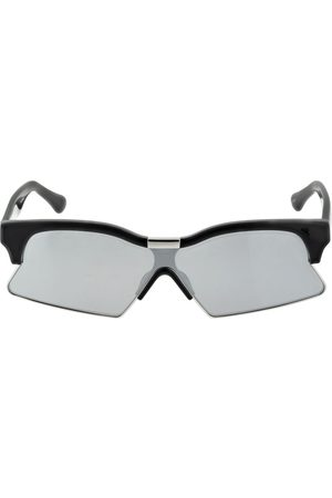 MARCELO BURLON Acetate Sunglasses W/ Mirror Lenses