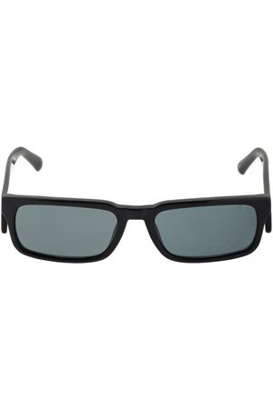 MARCELO BURLON Cut Out Shaped Acetate Sunglasses