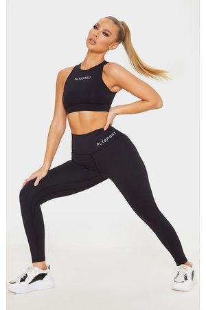PRETTYLITTLETHING Sculpt Luxe Gym Legging