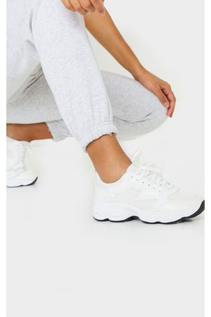 PRETTYLITTLETHING Basic Bubble Sole Chunky Sneakers