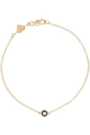 ALISON LOU Women Bracelets - Salt 14K yellow diamond bracelet - METALLIC