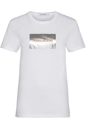 Calvin Klein Women T-shirts - J20j211219 XS Bright