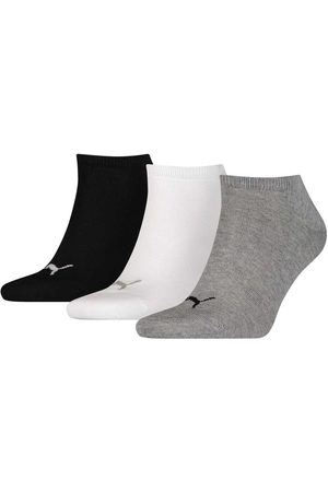 Puma Sneaker Plain 3 Pack