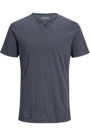 Jack & Jones Men T-shirts - Split Neck Slim Fit