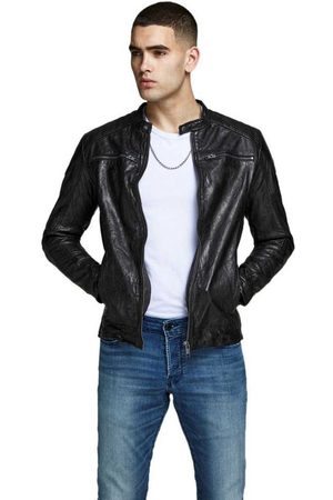 Jack & Jones Men Leather Jackets - Liam Leather