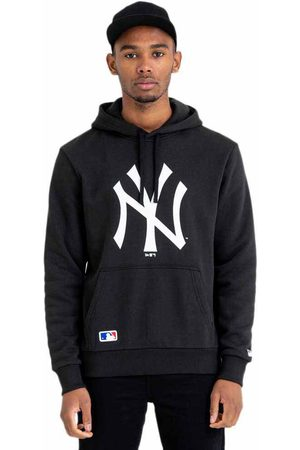 New Era Men Hoodies - Mlb Team Logo New York Yankees