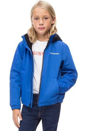 Calvin Klein Reversible Hood Light