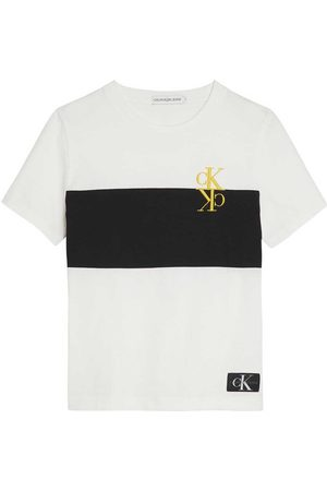 Calvin Klein Colour Block Monogram