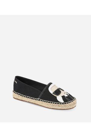 Karl Lagerfeld Women Flat Shoes - KAMINI Karl Ikonic Slip-on