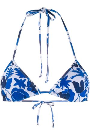 La DoubleJ Women Bikinis - Printed string bikini bottoms