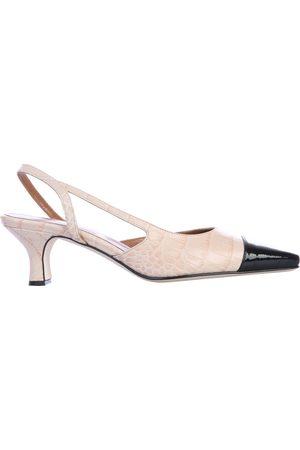 PARIS TEXAS Coconut print sandal