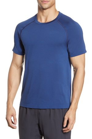 Rhone Men's Reign Tech Perforated Yoke Training T-Shirt