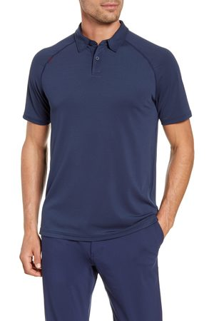 Rhone Men Polo Shirts - Men's Delta Raglan Pique Polo
