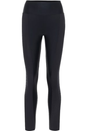 Lanston Women Leggings - High-rise performance leggings.