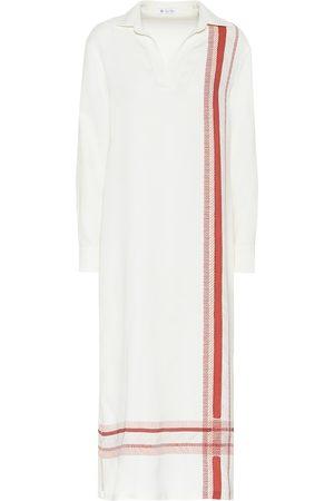 Loro Piana Stretch-silk jersey dress