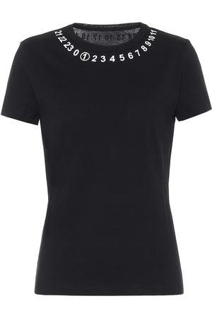 Maison Margiela Logo cotton T-shirt