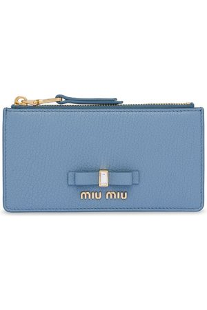 Miu Miu Bow coin purse