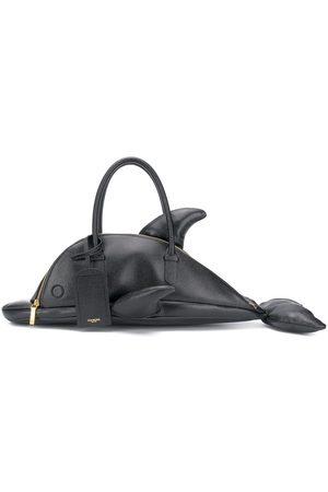 Thom Browne Men Bags - Dolphin pebbled bag