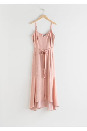 & OTHER STORIES Belted Maxi Dress